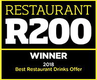 Restaurant R2000 Winner Badge