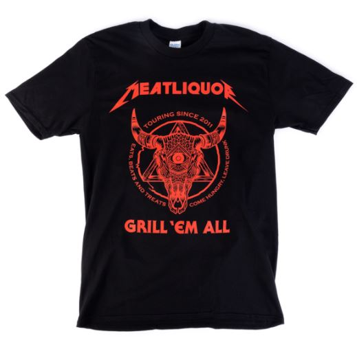 MEAT Tour T-shirt